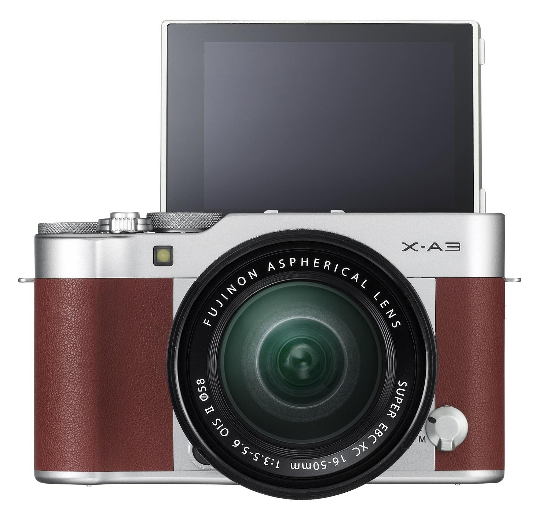 Novinka: Fujifilm X-A3