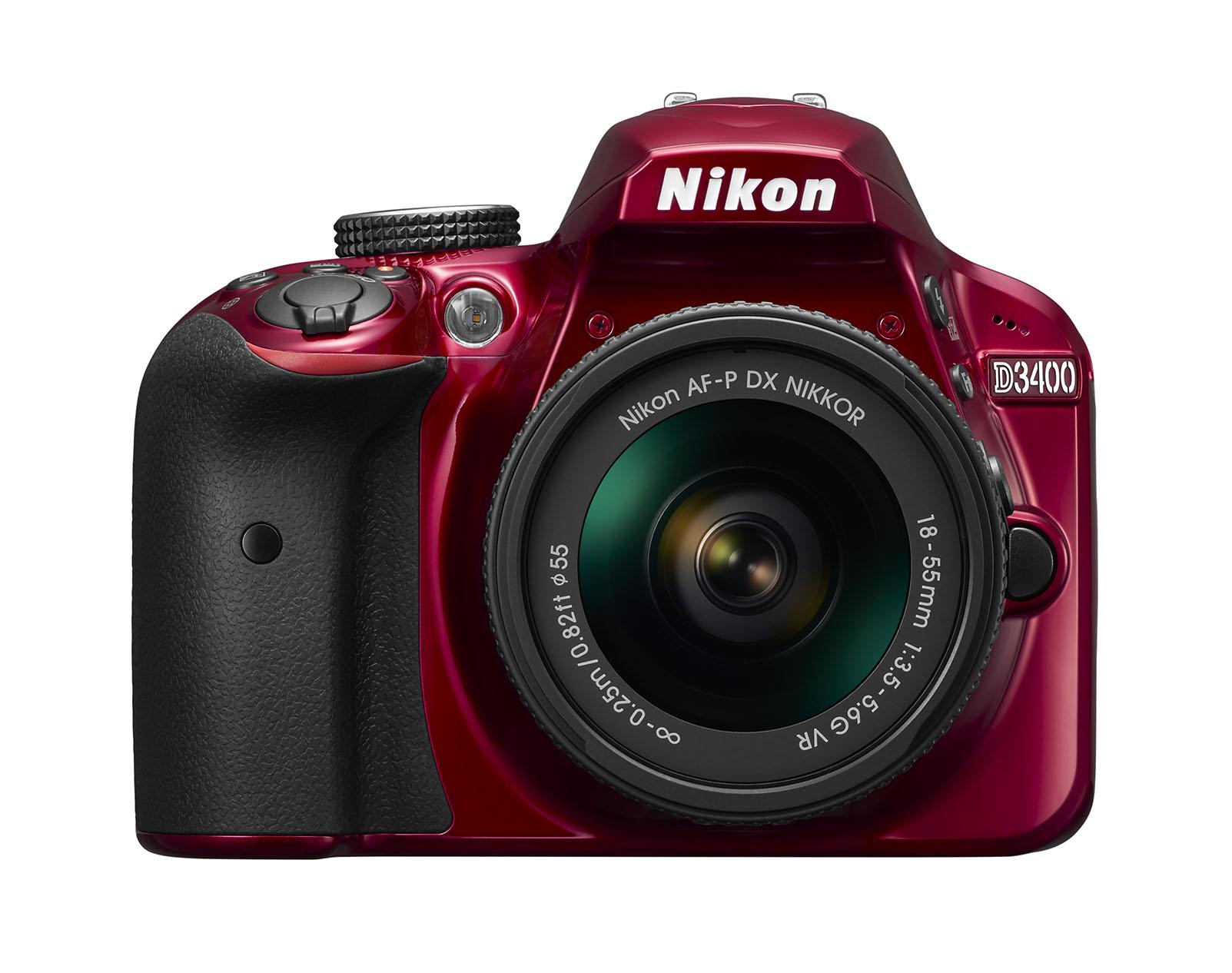 Video: Nikon D3400 nová základní zrcadlovka