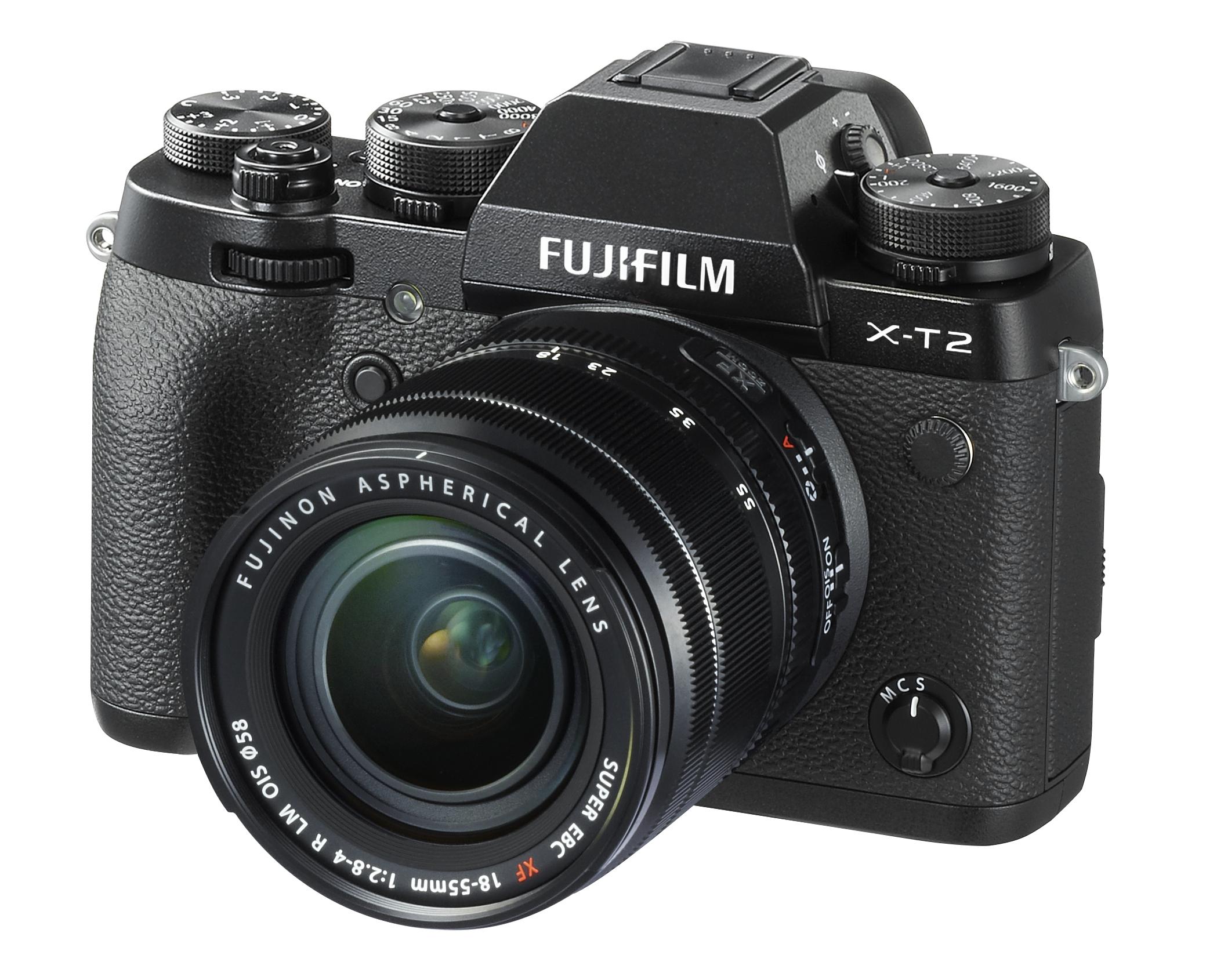 X Té na druhou? Jaký je Fujifilm X-T2?