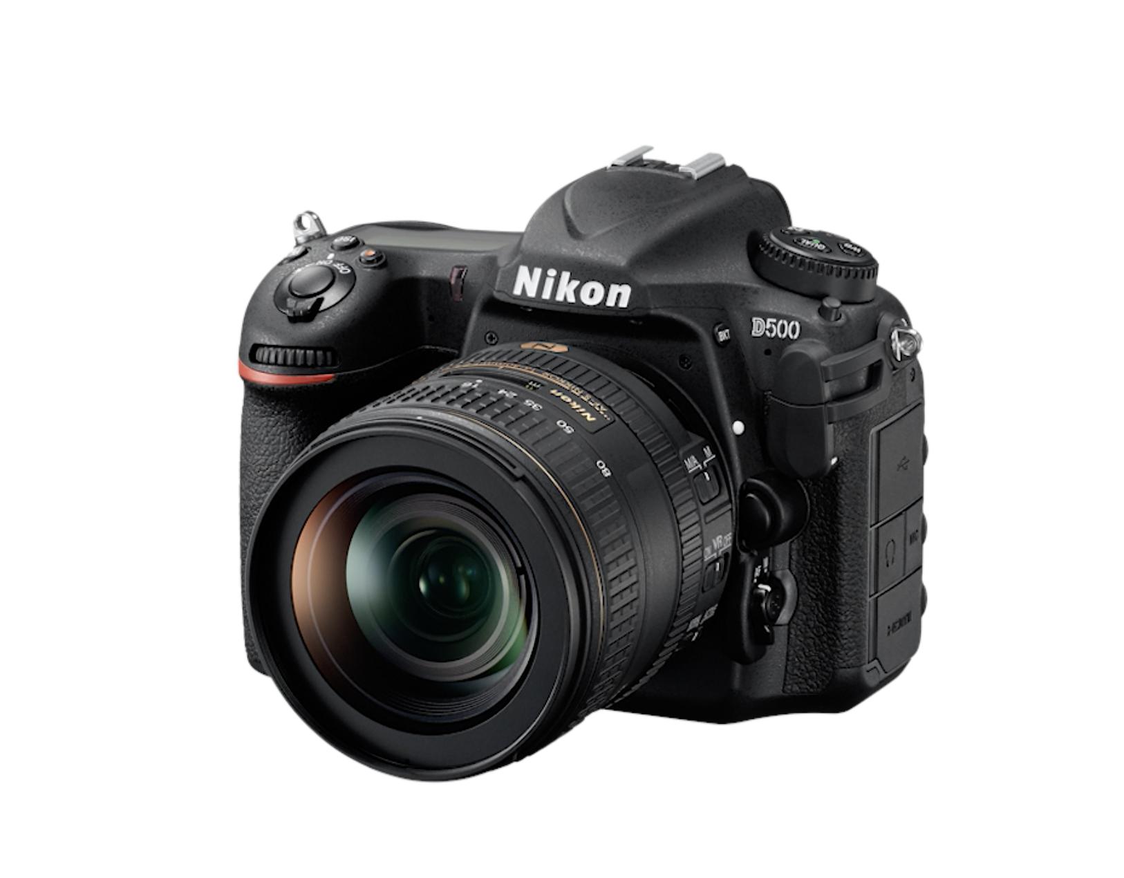 Recenze: Nikon D500