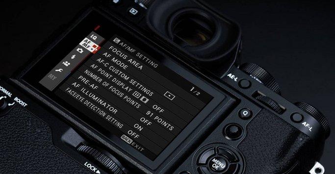 Fujifilm – 33 novinek ve firmware pro X-T2 a X-Pro2