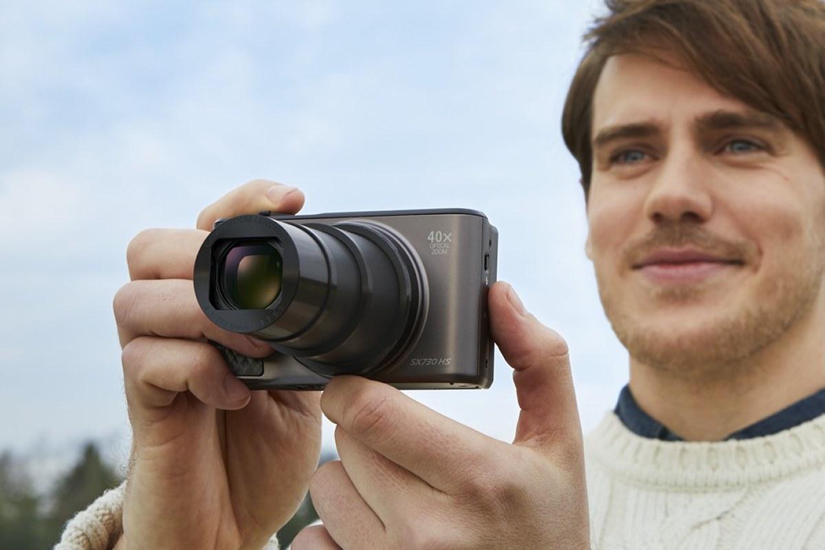 Canon uvádí 40× zoom do kapsy – kompaktní superzoom PowerShot SX730 HS