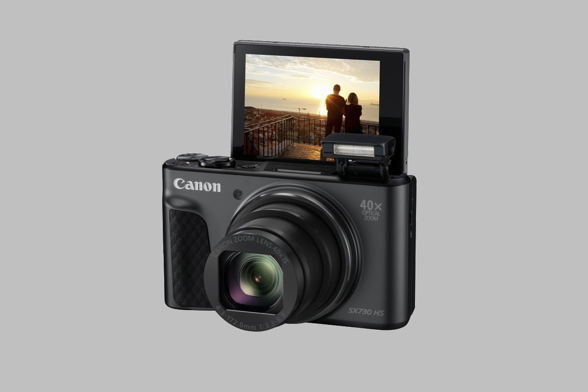 Canon PowerShot SX730 HS (F22.cz)
