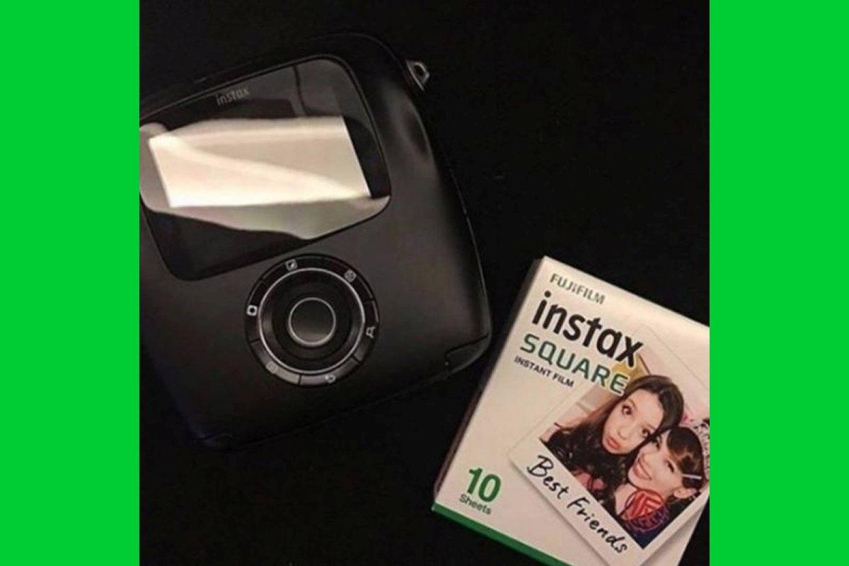 Jaký bude čtvercový Fujifilm Instax?