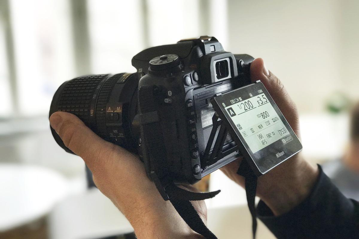 Jaký je Nikon D7500? Podívejte se