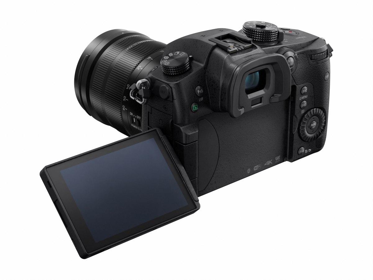 Panasonic Lumix GH5 (F22.cz)
