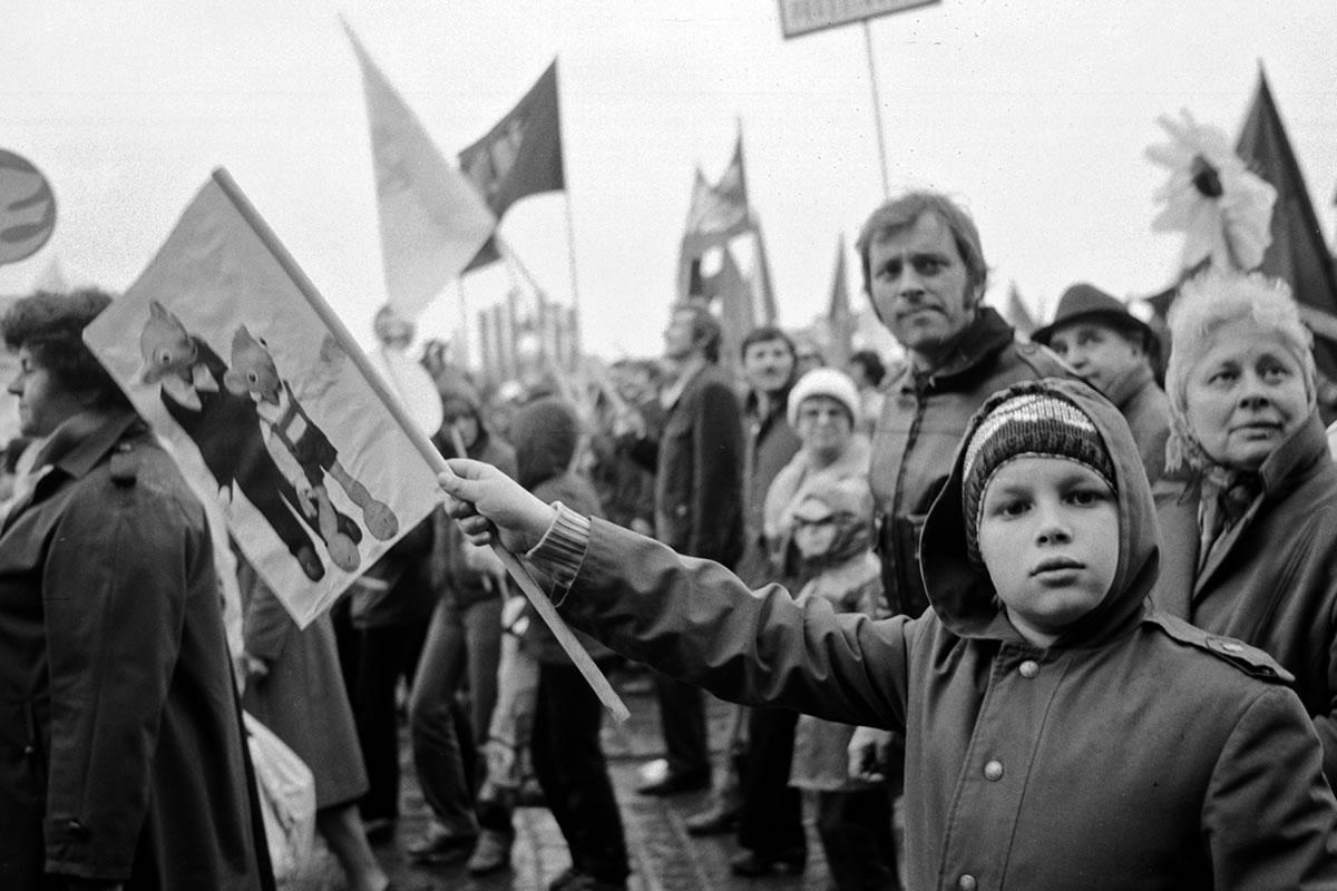 Karel Cudlín: Jak se fotilo vosmdesátých letech