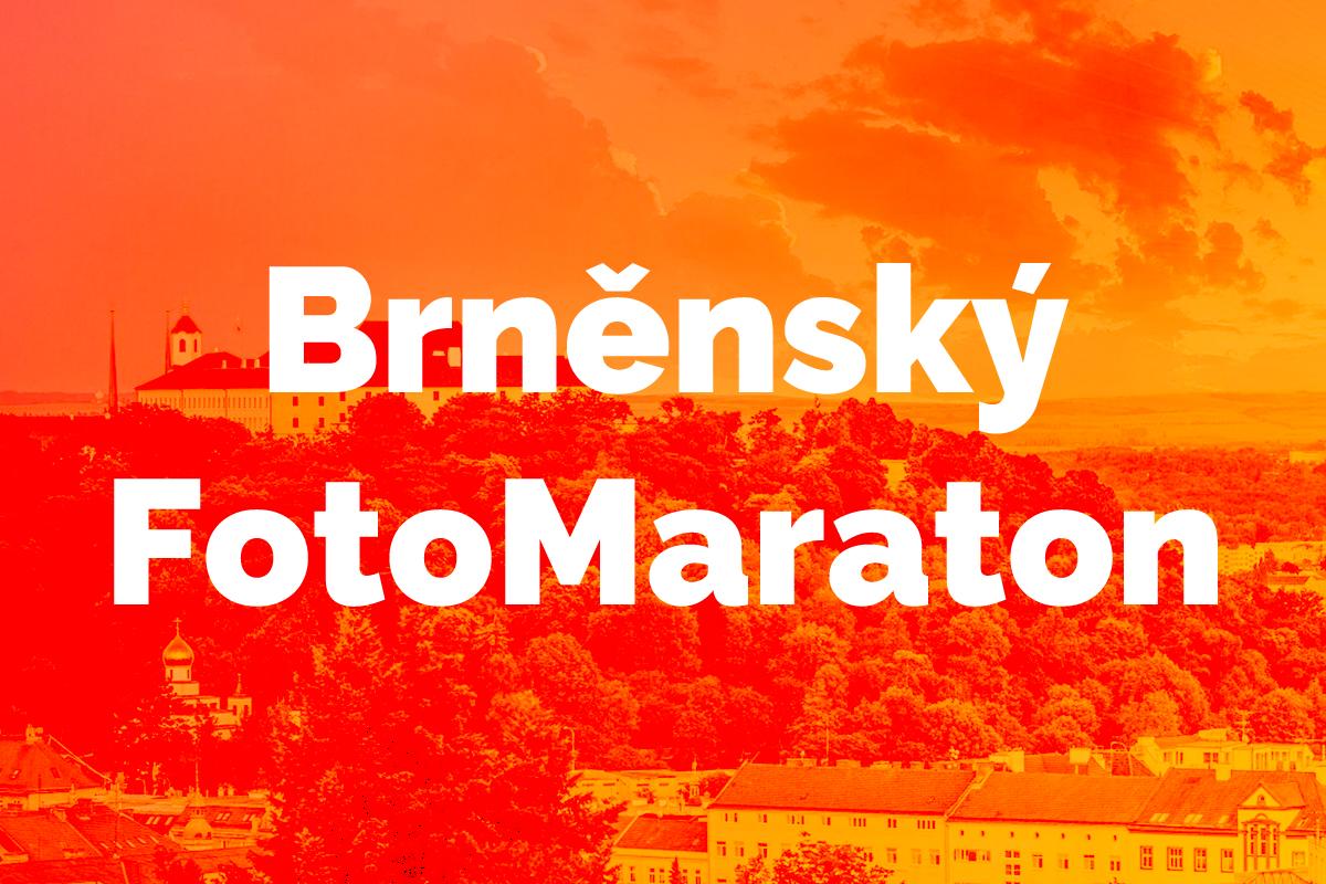 Novinka na brněnském fotomaratonu 10.června