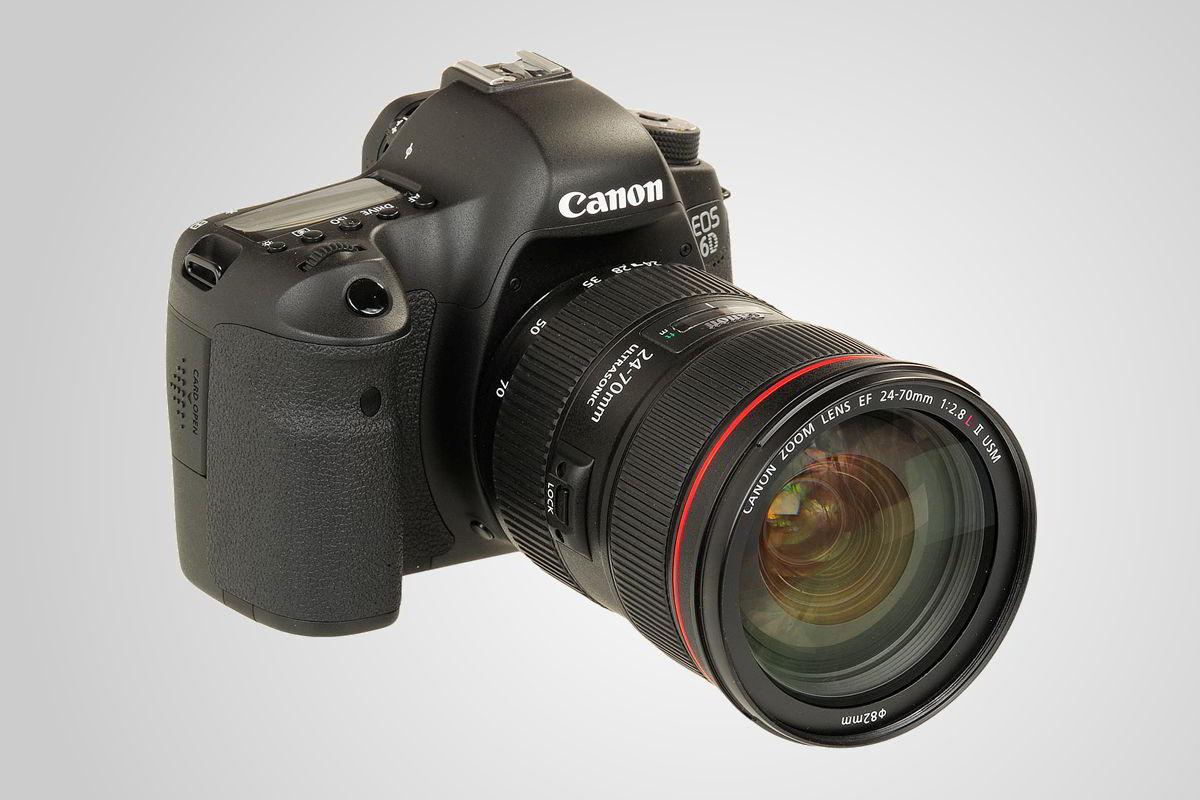 Parametry nového Canon EOS 6D Mark II
