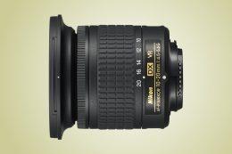 objektiv Nikon AF-P DX 10-20 mm / F22.cz