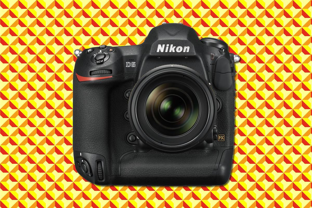 Aktualizace firmware pro Nikon D5, D500 a Coolpix B700 plus nové verze software