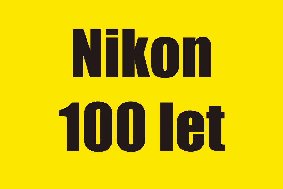 100 let Nikonu – výroční obsah a soutěž