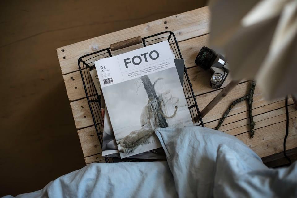 Založte si knihovnu sčasopisem FOTO. 1+1 zdarma