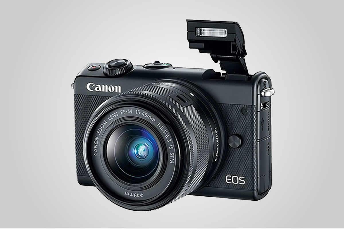 Canon uvádí EOS M100 s24 megapixely a dual pixel autofokusem