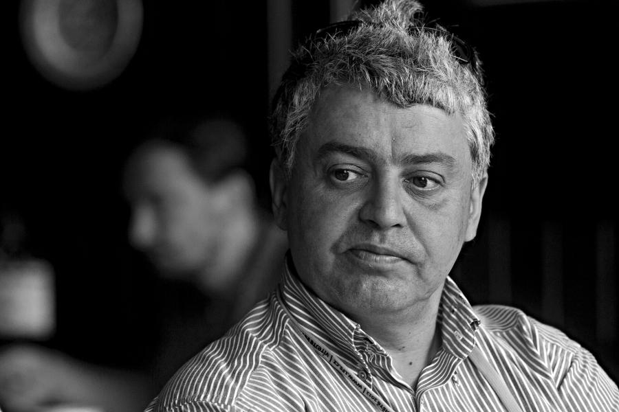 Rozhovor sKarlem Cudlínem, předním českým dokumentárním fotografem