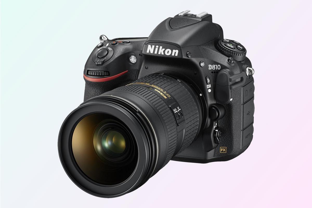 Jak se cestuje ze zrcadlovkou Nikon D810 a třemi objektivy