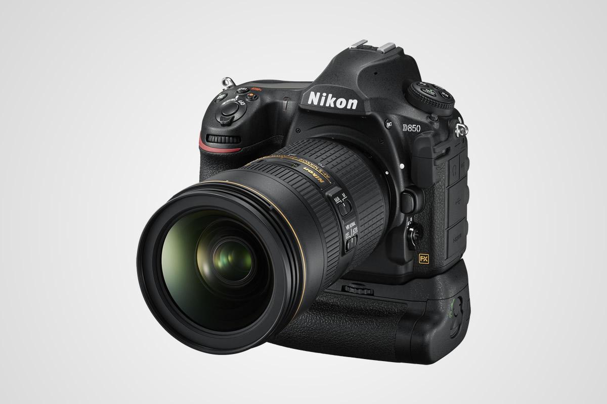 D850 je nová full frame zrcadlovka od Nikonu