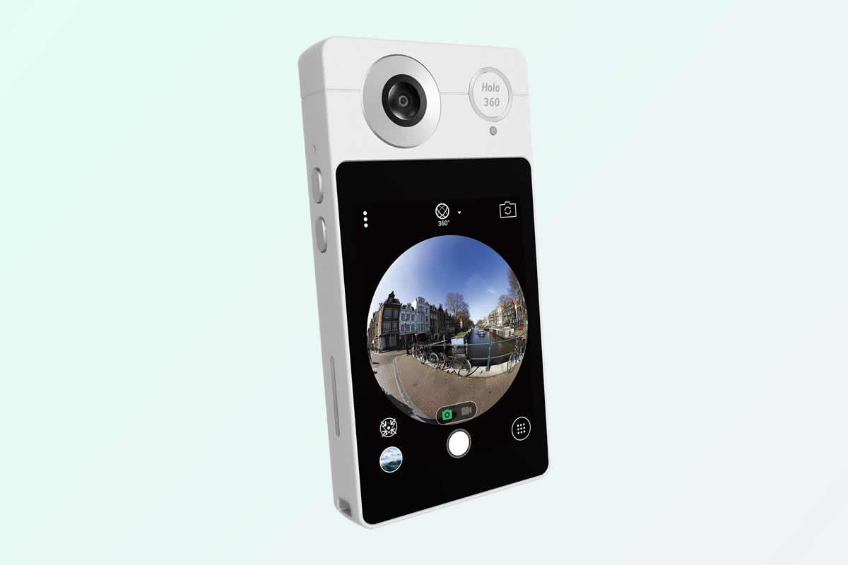 sférická 360 video kamera Acer Holo360 / F22.cz