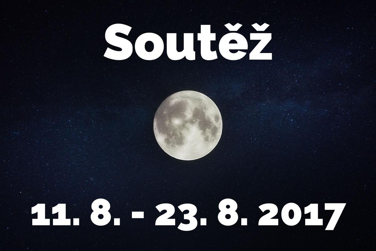 Soutěž F22 pro období 11. 8. – 23. 8. 2017. Téma: tma, obloha, vesmír