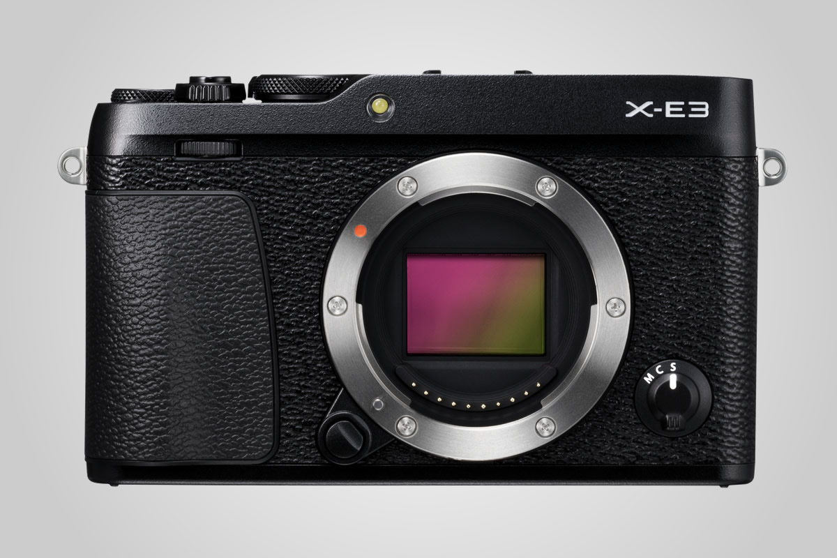 Fujifilm X-E3 / F22.cz