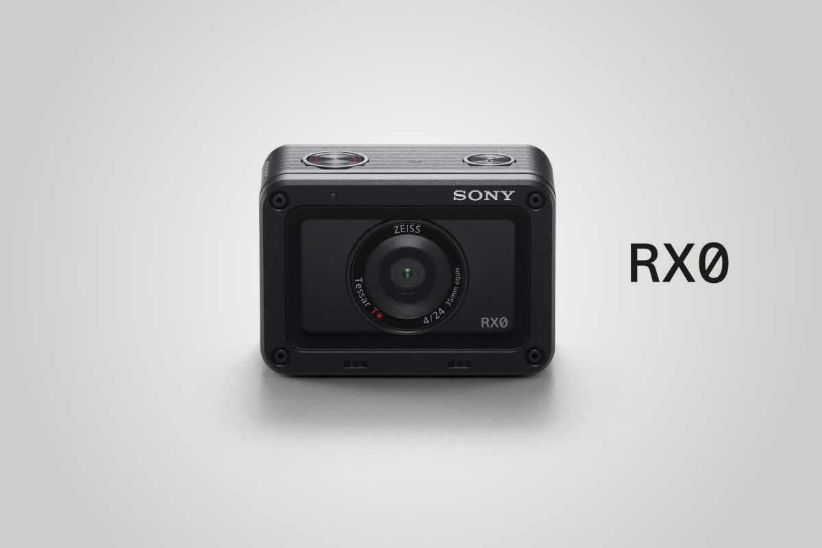 Odolné Sony RX0 umí 4K video a slow-motion až 1000 snímků za sekundu