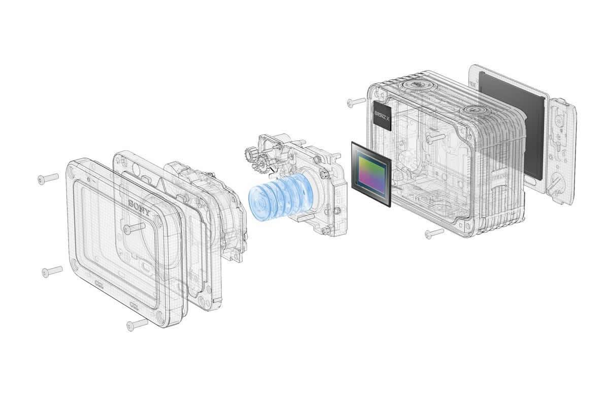 Sony RX0 / F22.cz