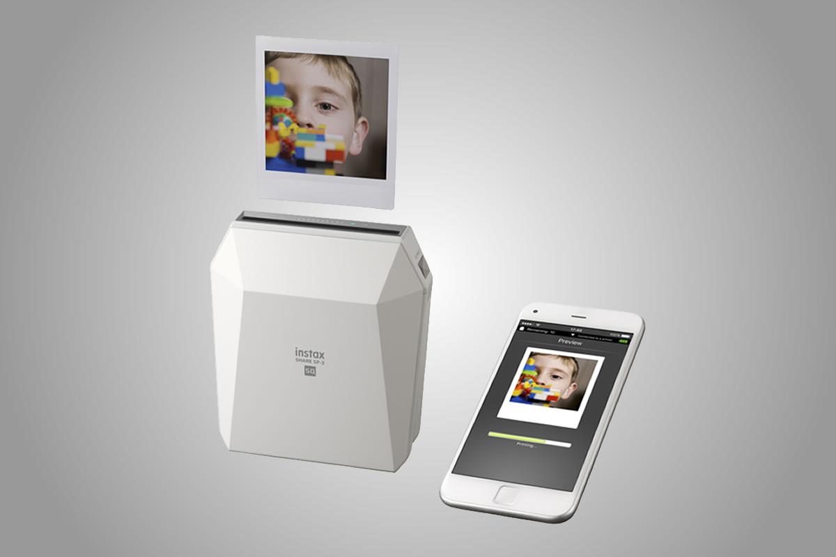 Přenosná tiskárna Fujifilm Instax Share SP-3 / F22.cz
