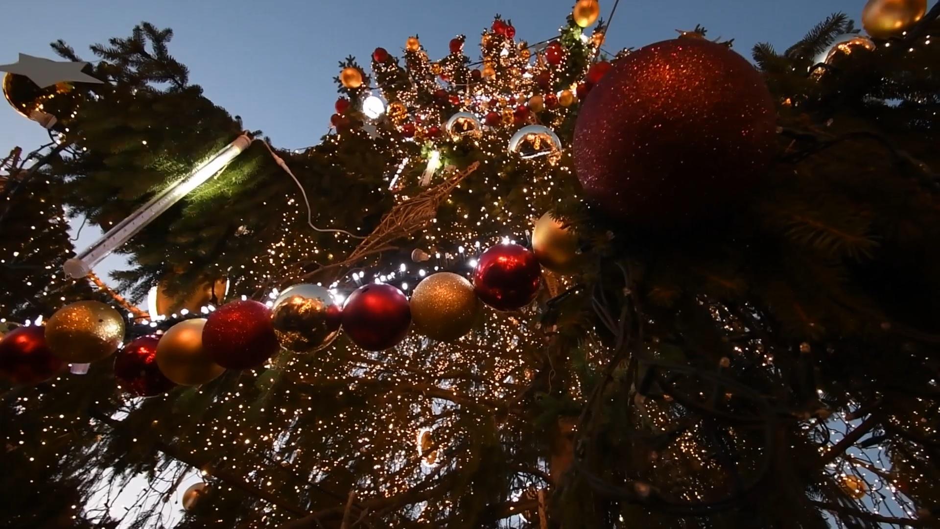 Vánoční trhy s Nikonem D3400 a objektivem 10-20mm
