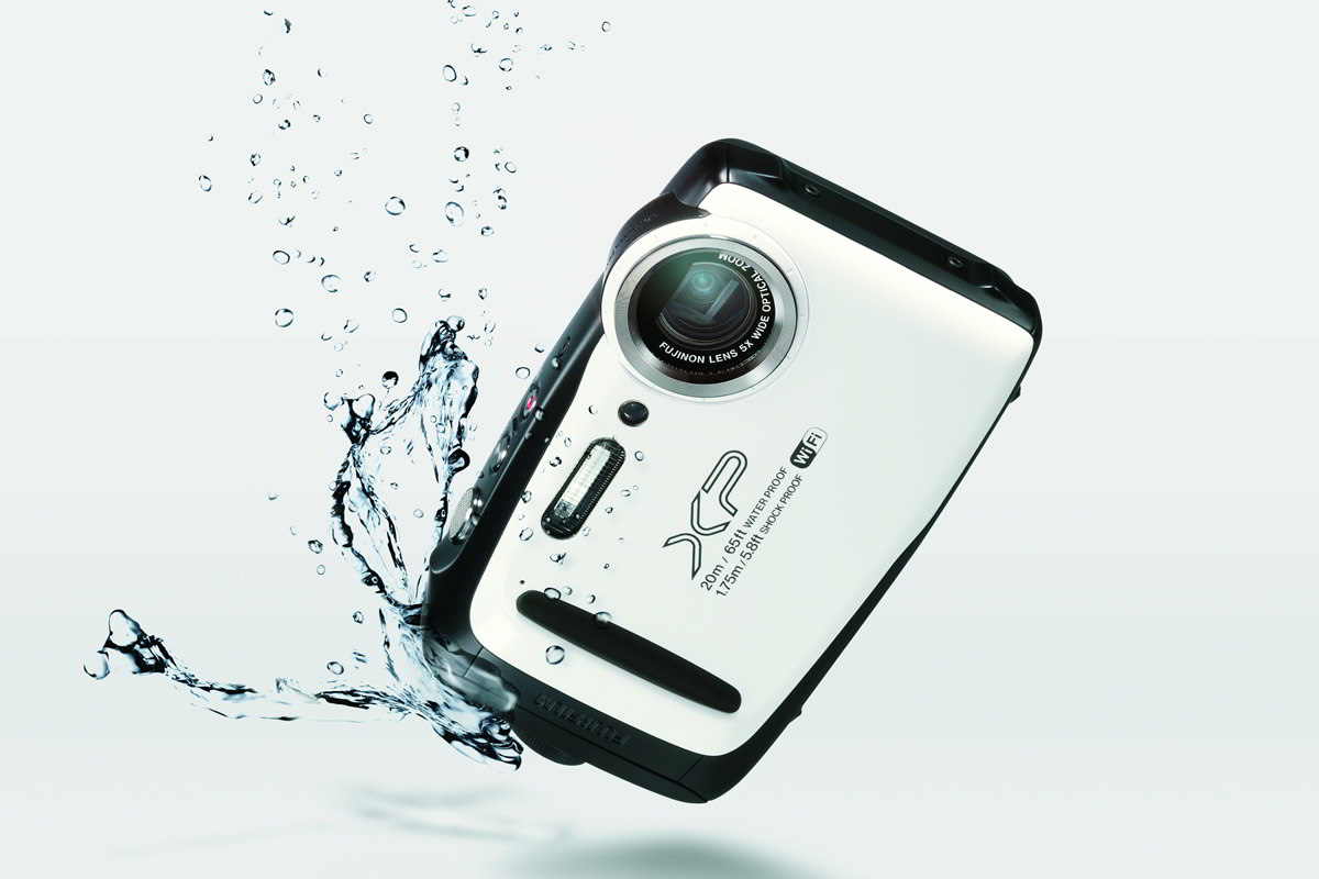 XP130 je nový odolný kompakt od Fujifilmu