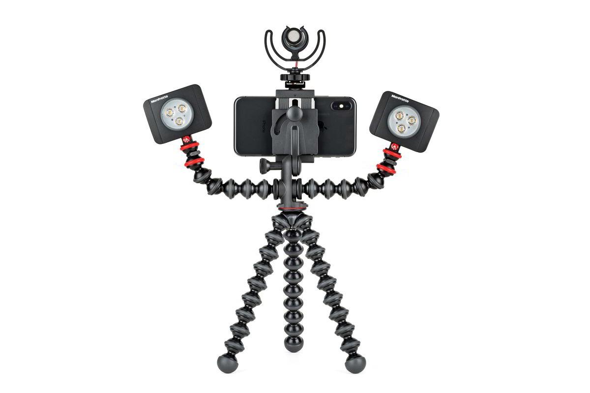 Joby GorillaPod Mobile Rig / F22.cz