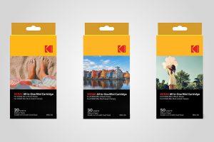 Kodak Mini 2 Instant printer cartridge / F22.cz