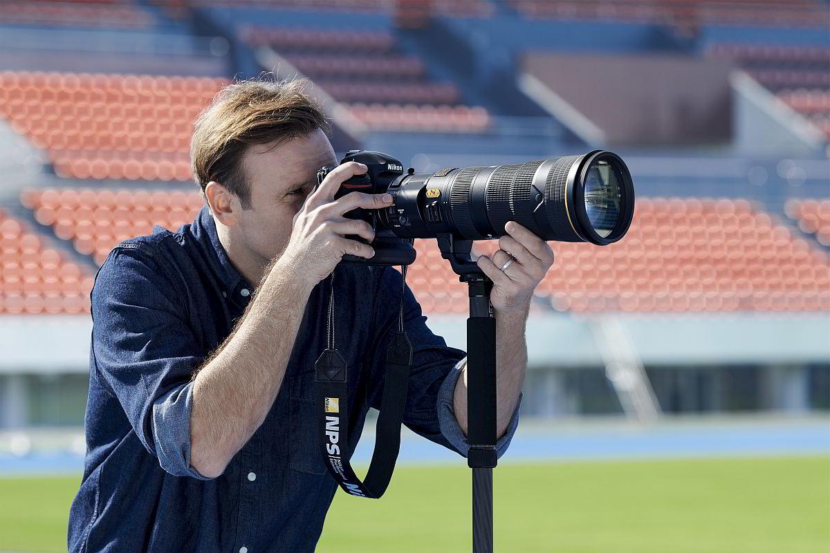 Až 560 mm pro fotografování přírody a sportu – nový teleobjektiv od Nikonu