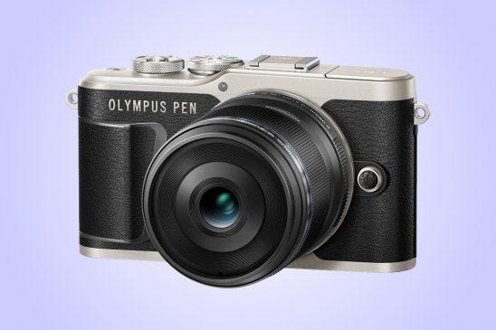 Olympus PEN E-PL9 / F22.cz