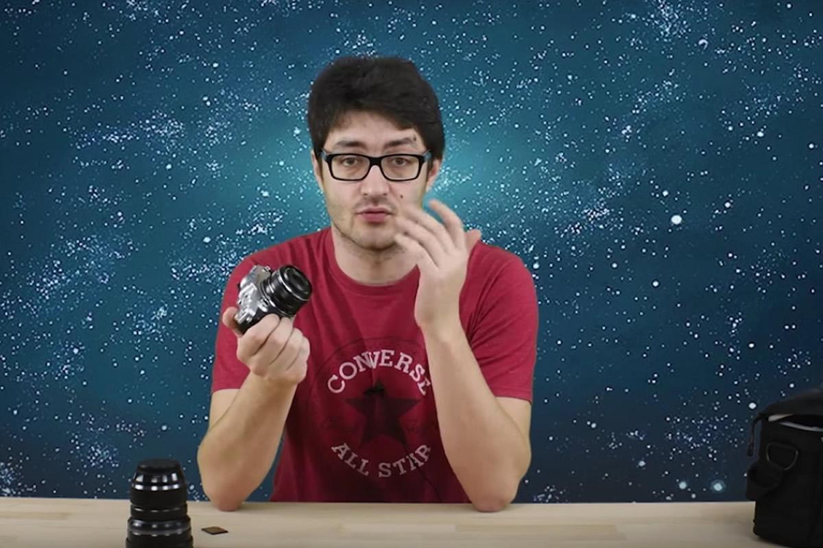 Video: Širokoúhlé záběry sOlympus PEN-F