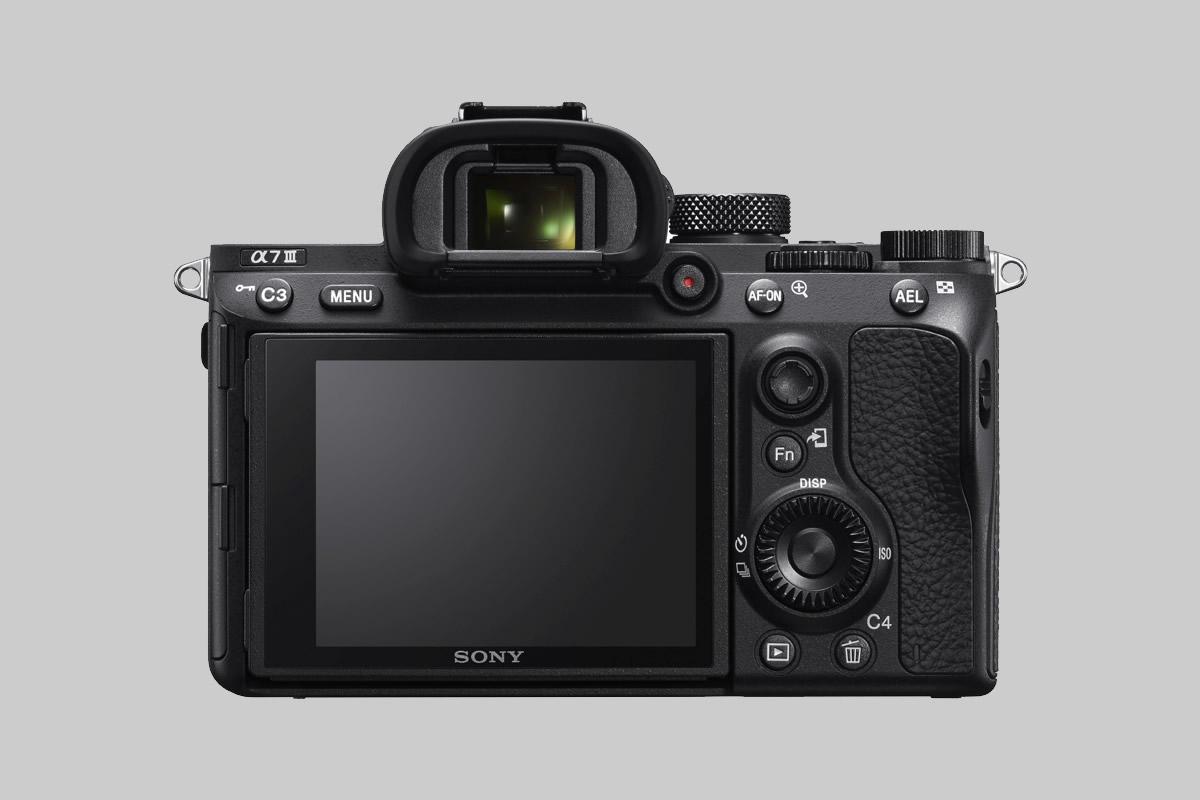 Sony Alpha 7 Mark III / F22.cz