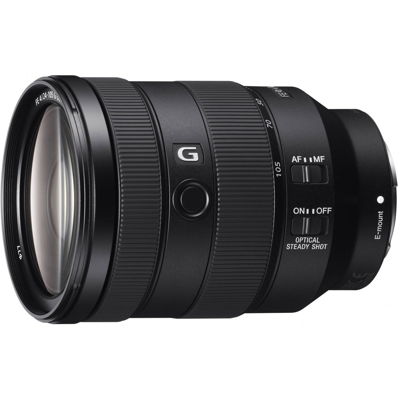 SONY FE 24-105 mm f/4 G: recenze