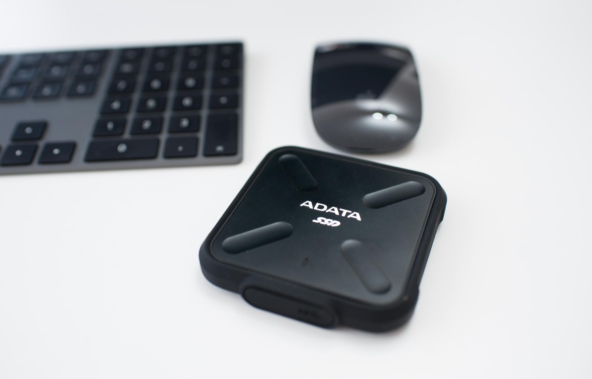 Dlouhodobé zkušenosti s externím SSD: ADATA SD700