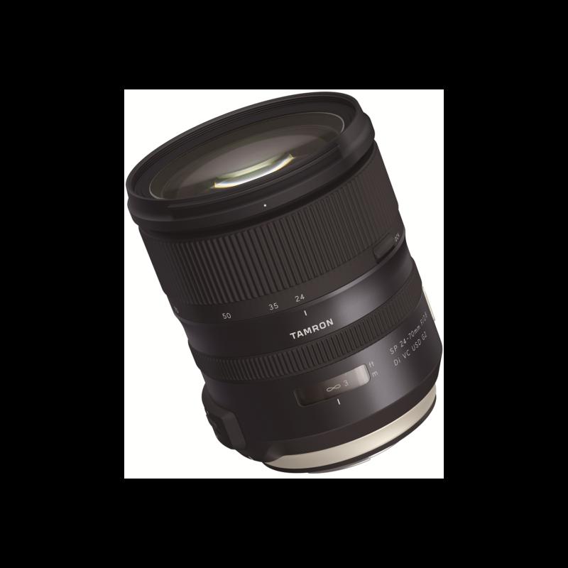 TAMRON 24 70 mm f 2,8 SP Di VC USD G2