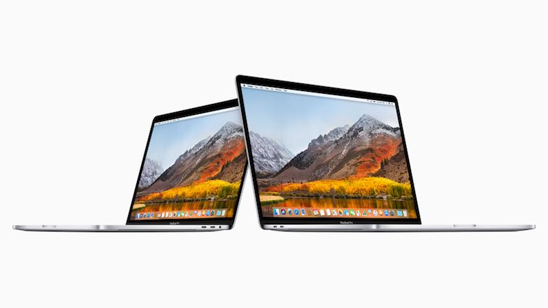 MacBook Pro 2018 vs 2016