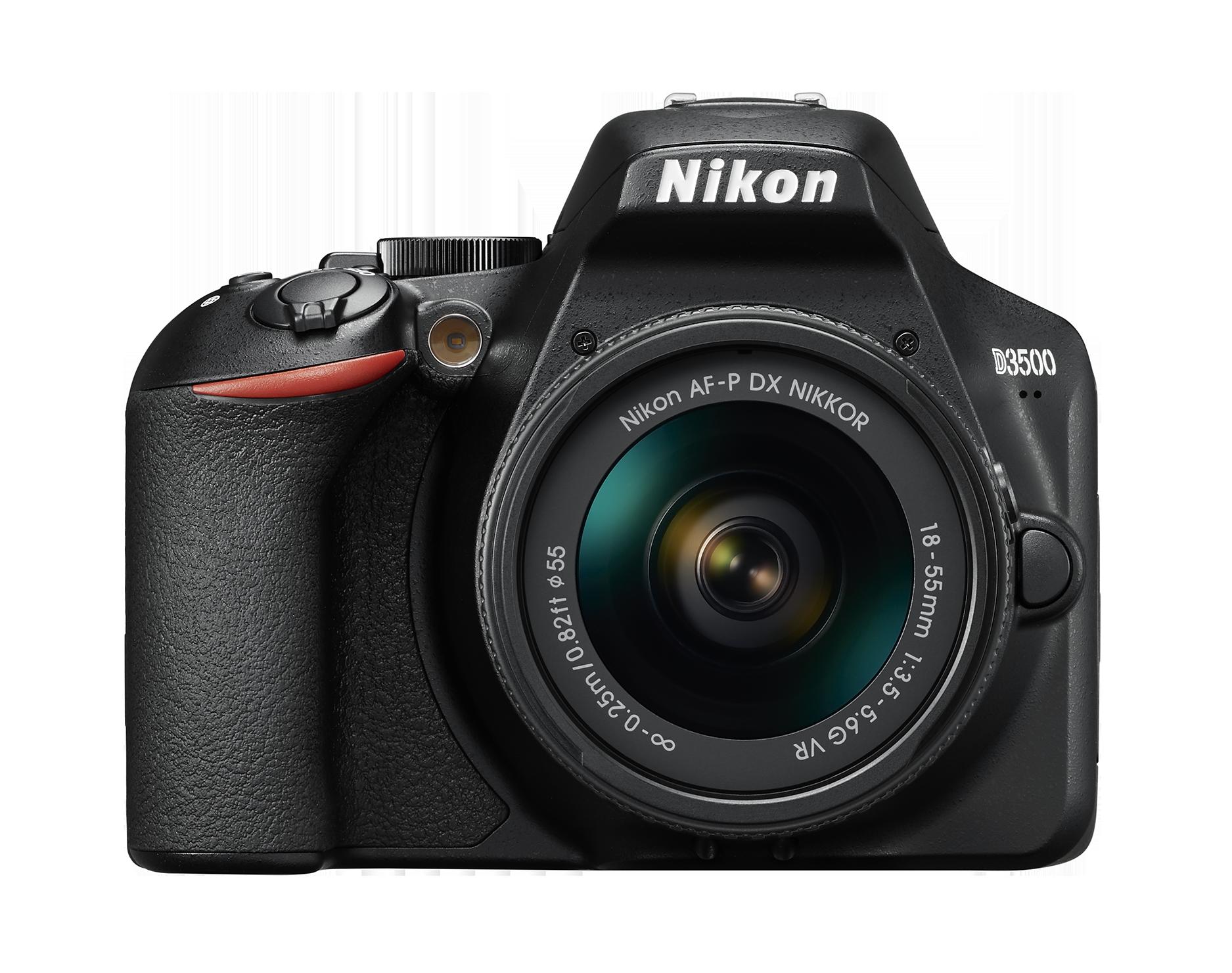 Nikon D3500 – nová základní zrcadlovka pro rok 2018