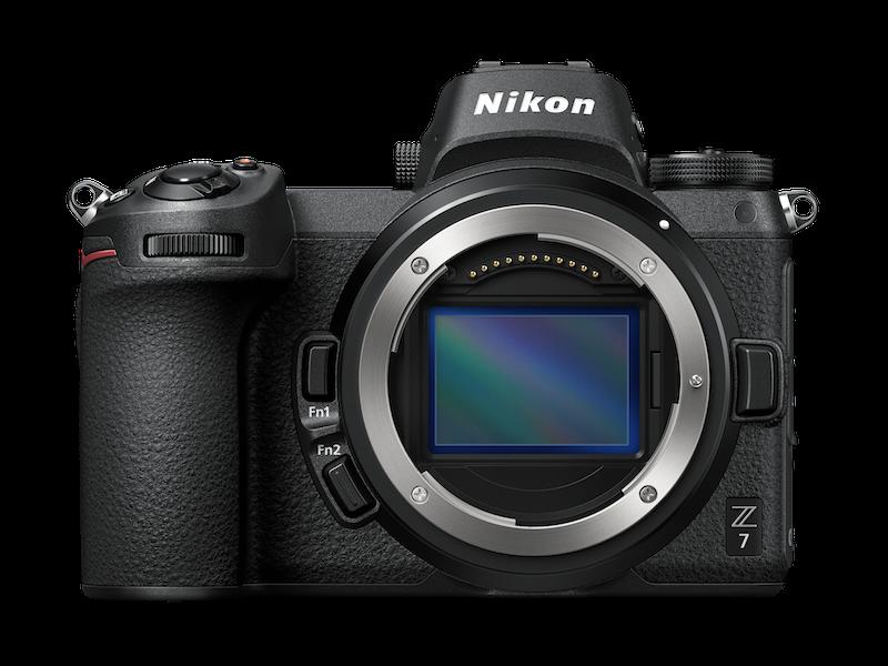 Nikon uvedl dvě bezzrcadlovky: Z6 a Z7