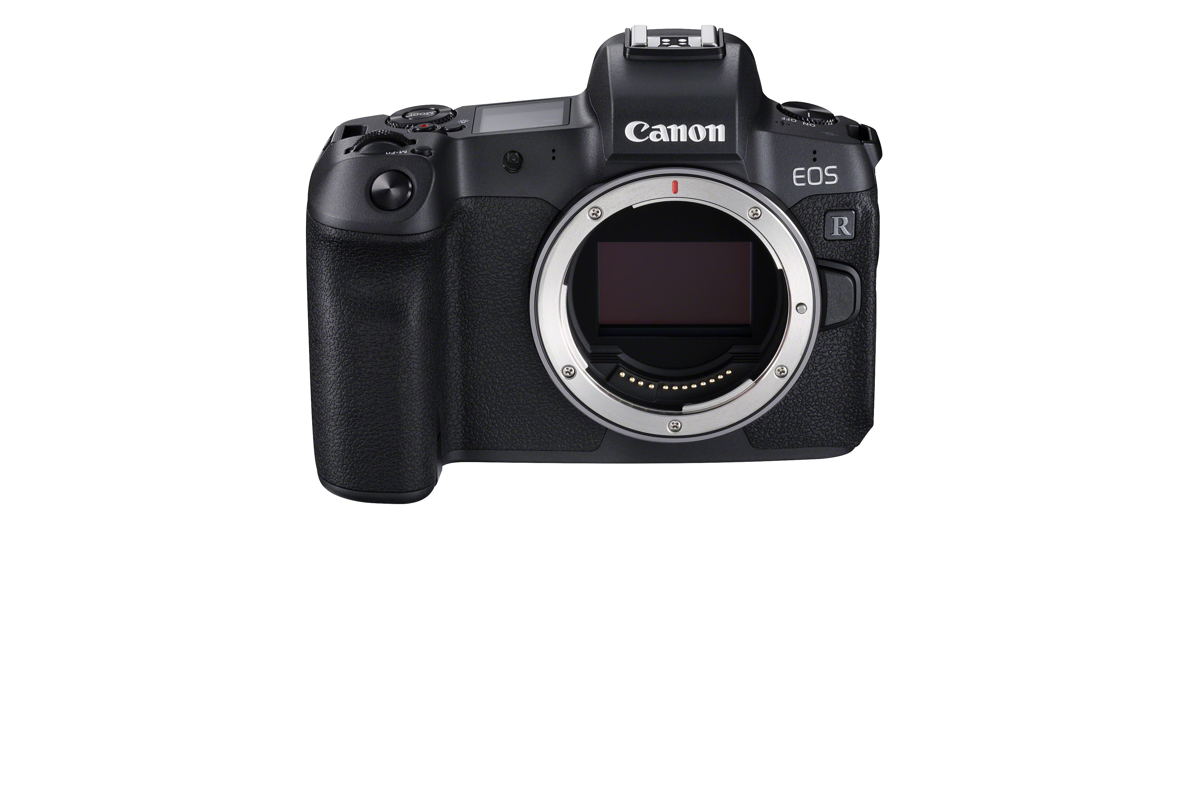 Canon EOS R představení
