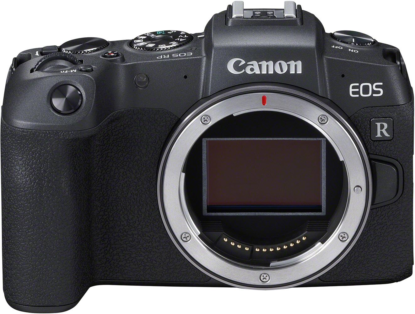 Canon EOS RP – cenově atraktivní full-frame bezzrcadlovka