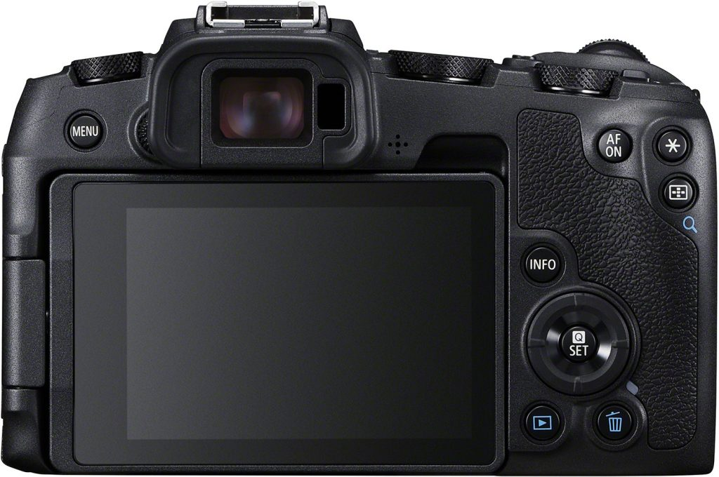 Canon EOS RP - cenově atraktivní full-frame bezzrcadlovka