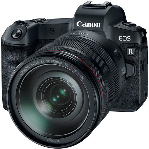 Canon připravuje nové RF objektivy