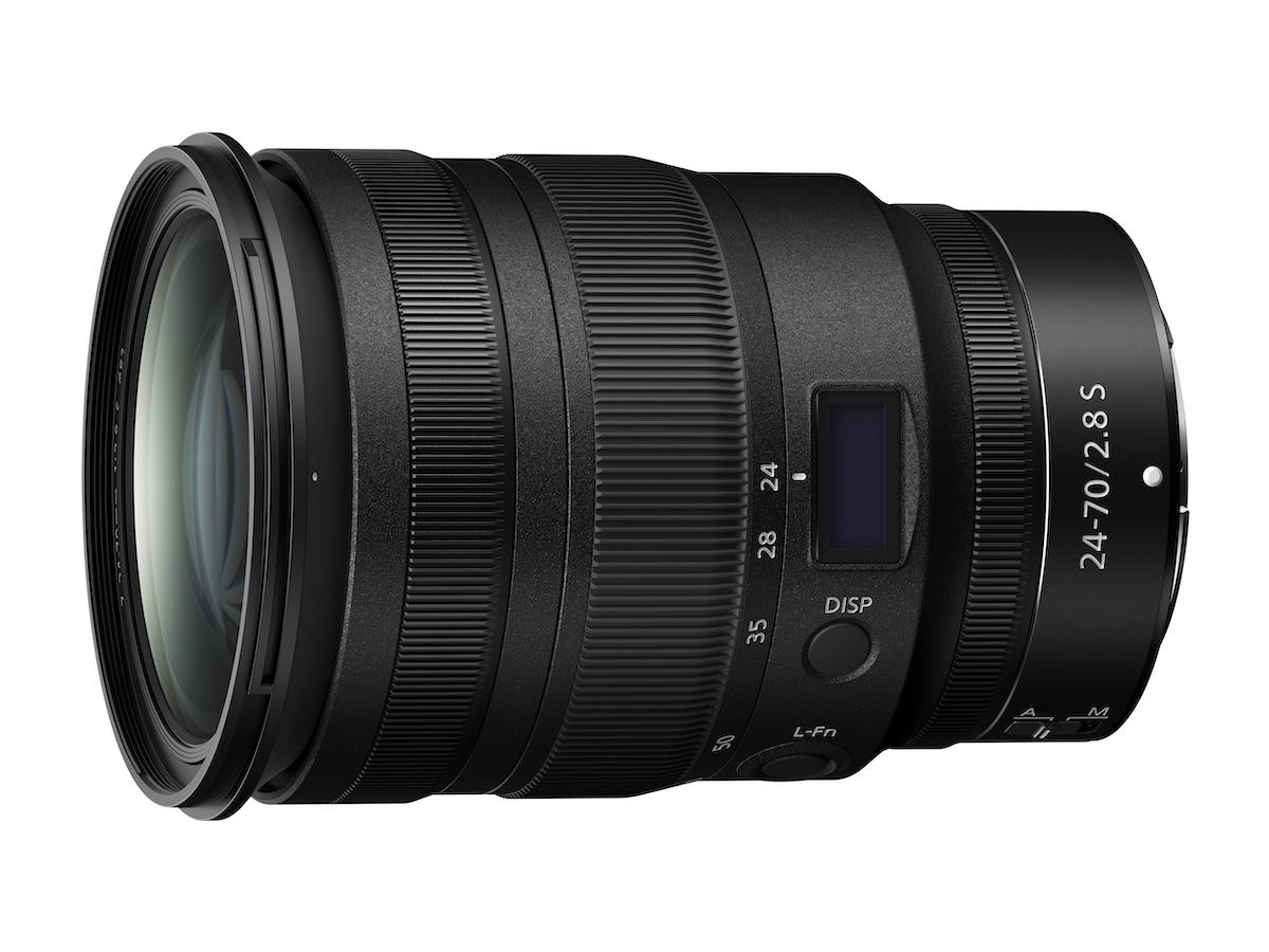 Nikon uvádí první f/2.8 objektiv pro bajonet Z: NIKKOR Z 24–70 mm f/2,8 S