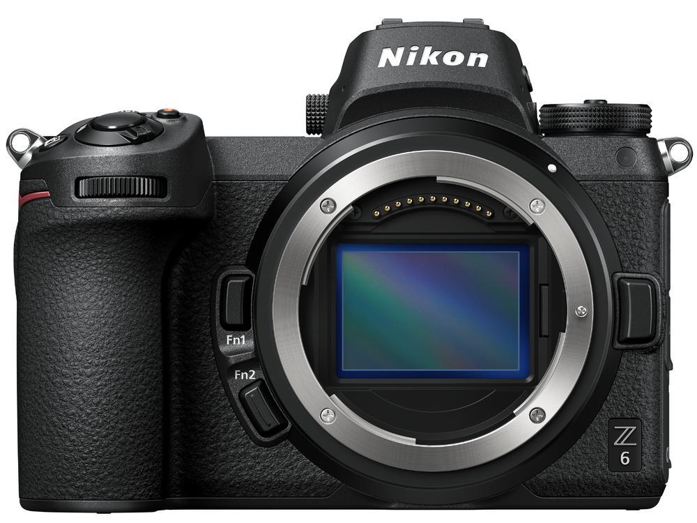 Nikon Z6: recenze