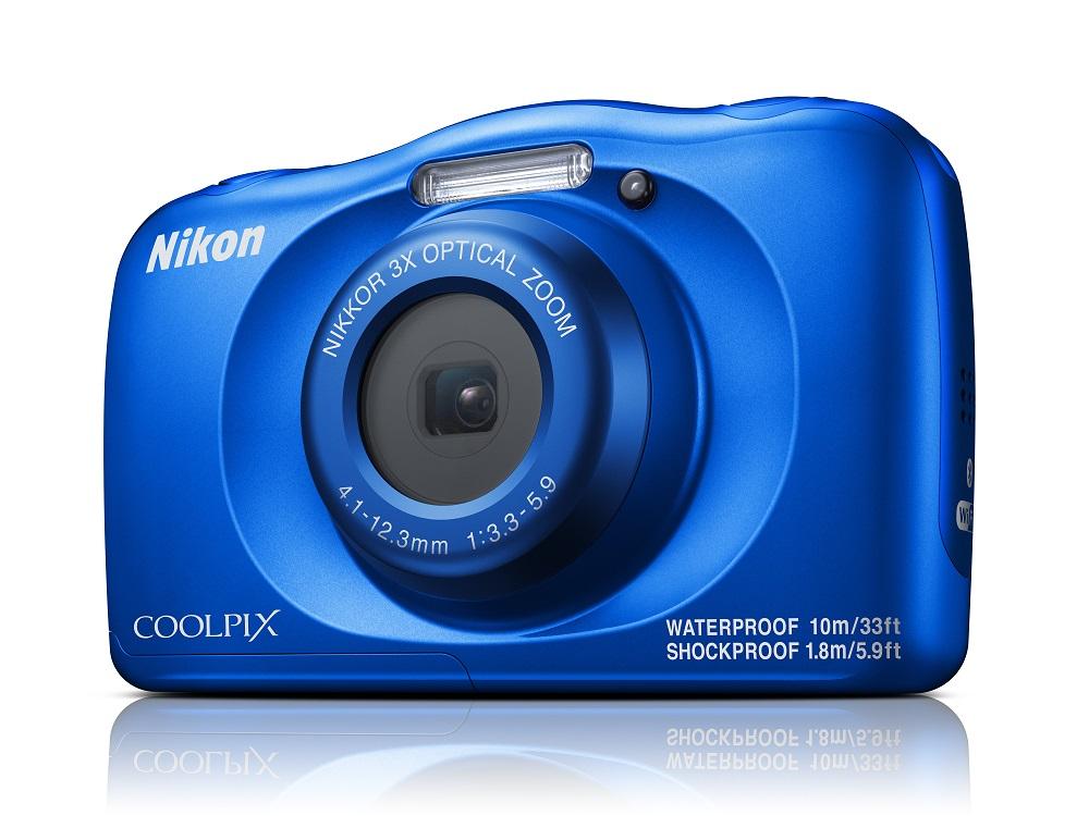 Nikon COOLPIX W150: outdoorový kompakt