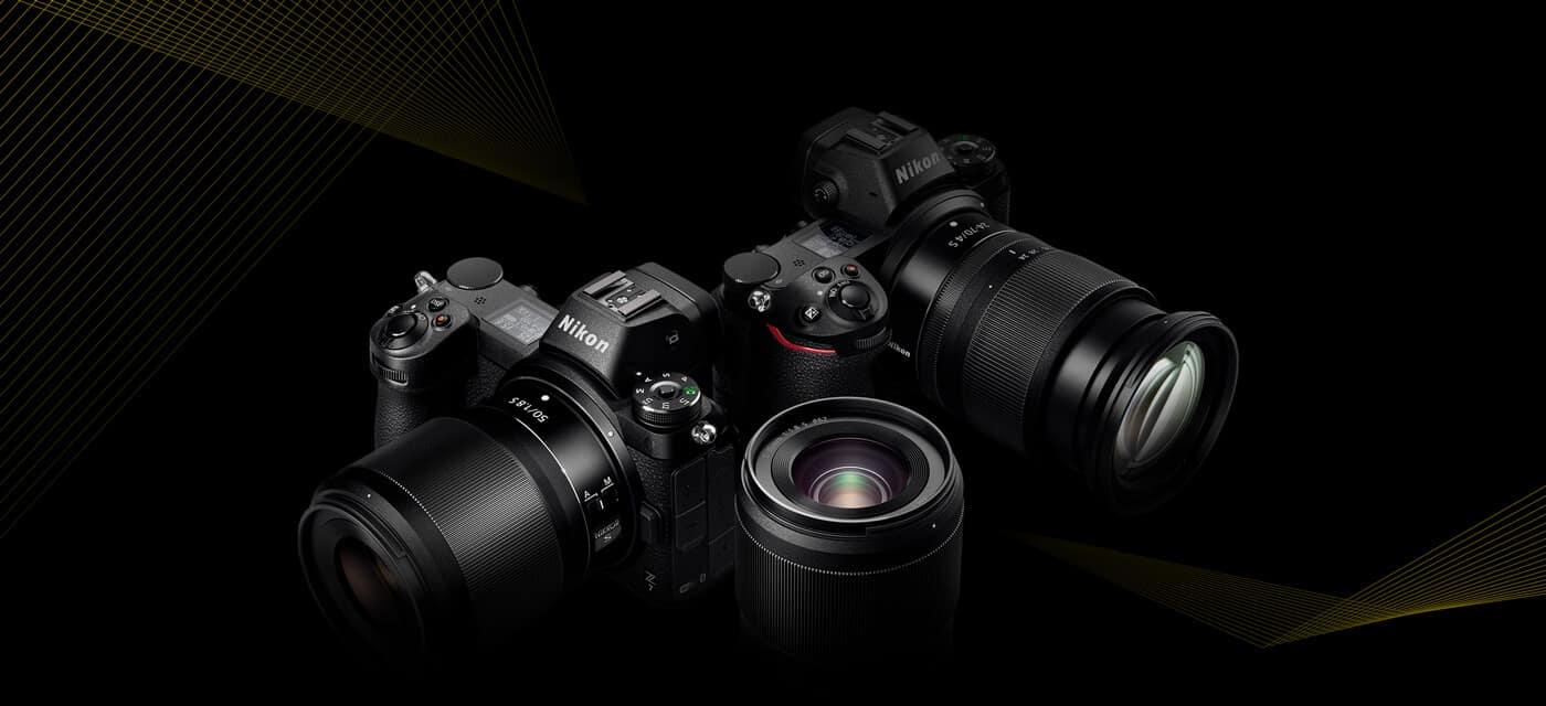 Nikon uvolňuje pro fotoaparáty Nikon Z7 a Nikon Z6  firmware verze 2.0