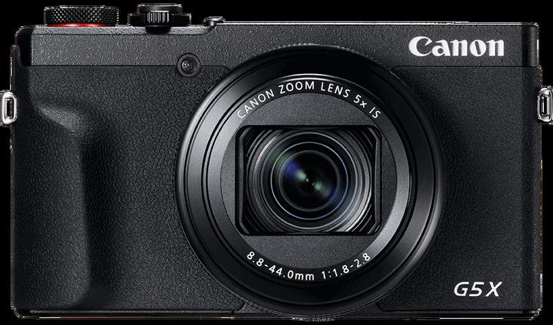 Canon G5X II: první představení